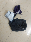 Torn clothes sent instead of Sanitary Pads by FundWiz Via Amazon