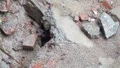Requirement of repair in broken sewer in front of LC 34,ADA colony Naini Prayagraj
