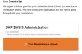 Delete my cid: C9321945 from accenture recruitment portal