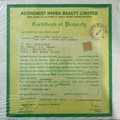 Claim for Refunding maturity Amount with interest (Allotment No. AIRL/RD00149253
