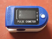 Damage Product ( Swadesi Pulse Oximeter Fingertip) received ,unable to return within warranty period