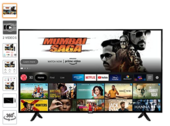 Akai 43 inch smart fire TV along with voice command