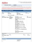 Book ref BCSVSG from Delhi to Dubai travel date 07-07-2021. Refund required. Cannot use credit voucher due to Covid-19 pandemic