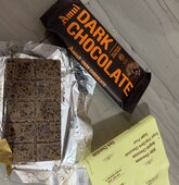 Amul chocolate fungal infected