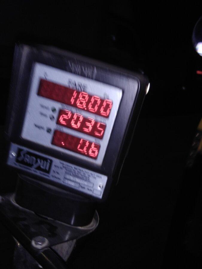 Auto Rickshaw — Faulty meter?- Complain to RTO