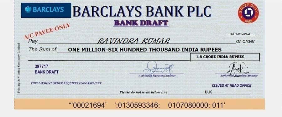bank draft template - how to write a cheque uk barclays howsto co