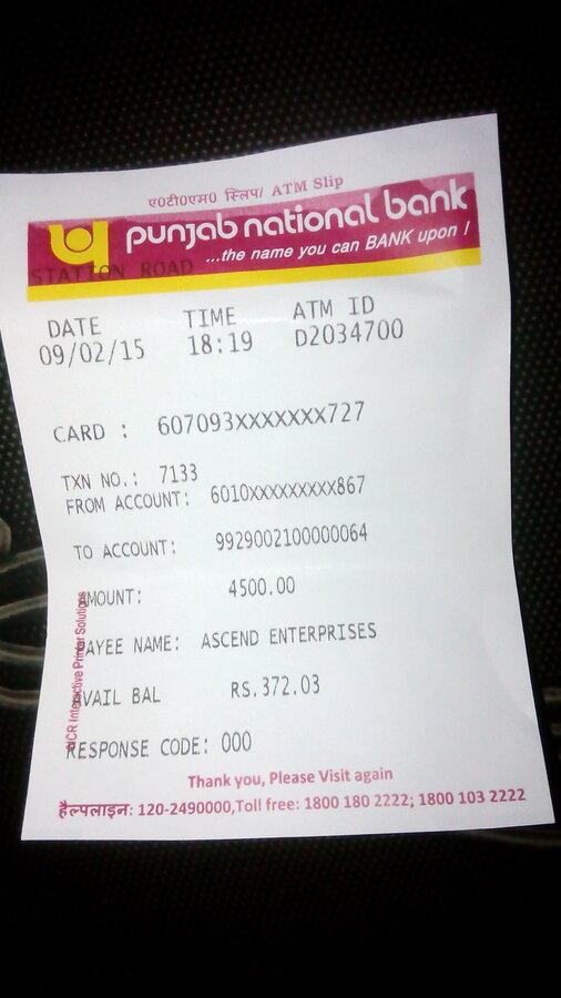 Naukri com — Cheating, fraud - taking money for resume
