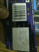 Poor quality of chocolates