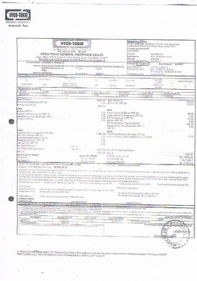 Aviva Car Insurance Complaints