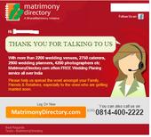 Bharat Matrimony Customer Care
