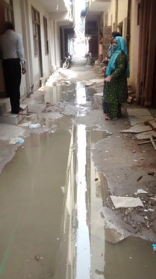 mcd sewer complaint