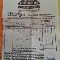 monginis cake franchise