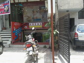 Illegally opened Intitute in residential area